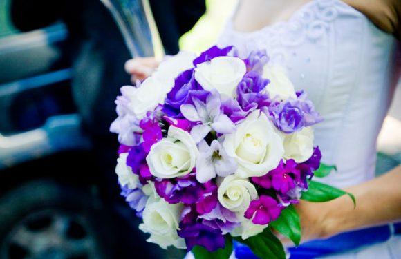 Как выбрать цвет для букета невесты