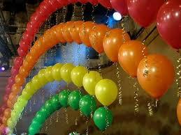 Воздушные шары на праздник